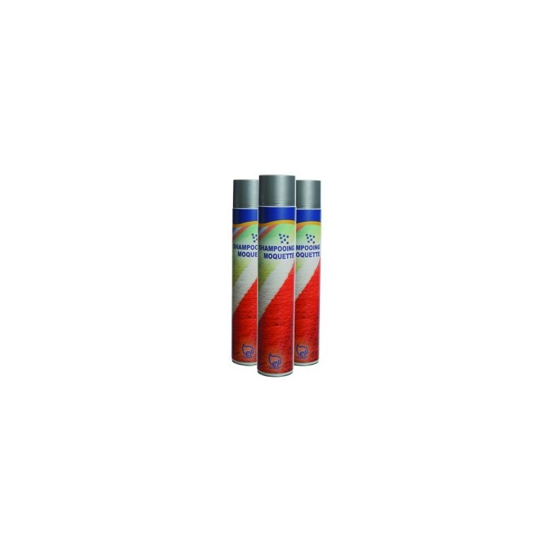 Elitex moquette aerosol 750ml - Eau ecarlate shampoing moquette ...