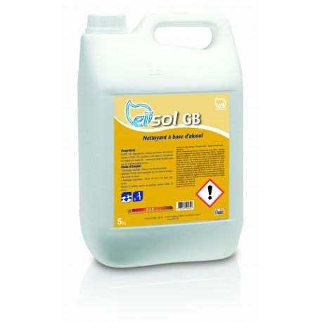 Nettoyant à base d'alcool ELISOL GB 5kg