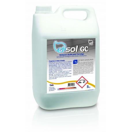 Nettoyant alcalin pour carrelage ELISOL GC 5L