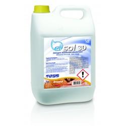 Nettoyant sol oriental ELISOL 3D 5kg