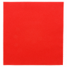 Serviette Rouge Chef 40x40 - 50U