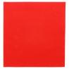 Serviette Rouge Chef 40x40 - 50U