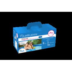 Kit traitement petite piscine  facile sans chlore