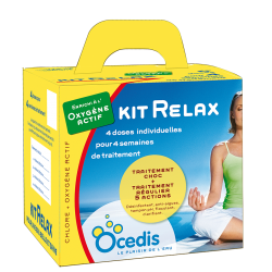 Kit relax 30M3