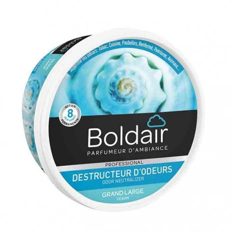 Boldair destructeur d'odeur grand large océan
