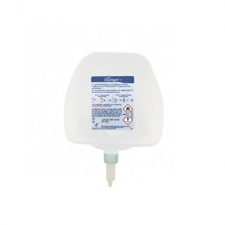 Septigel+ Gel hydroalcoolique pour les mains 12X1L