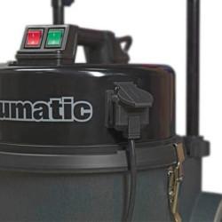 Aspirateur Numatic TEM390A poussières dangereuses