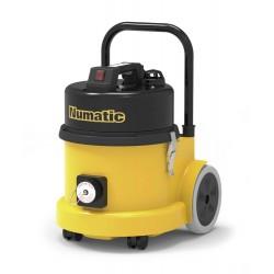 Aspirateur HZ390S amiante classe H poussières dangereuses NUMATIC