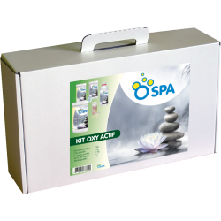 KIT SPA OXYGENE ACTIF - valisette spa OCEDIS