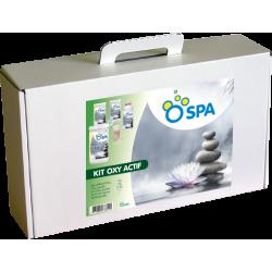 KIT SPA OXYGENE ACTIF - valisette spa