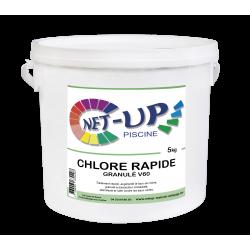 Chlore rapide V60 Granulé