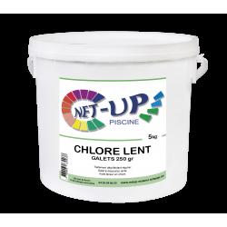 Chlore lent 250 5kg