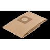 Jeu de 10 sacs aspirateur papier X10 Ghibli bluevac 8L