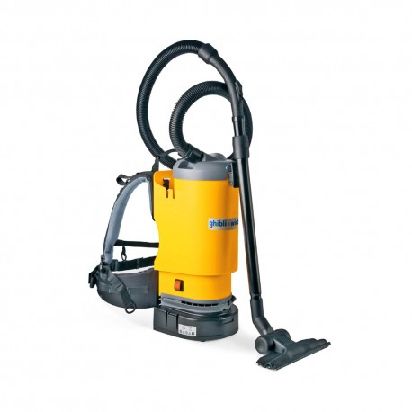 Aspirateur dorsal T1 Lithium Swift Ghibli