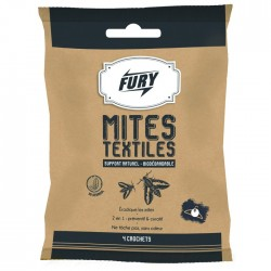Crochets MITES TEXTILES X4 FURY