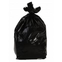 Sacs poubelle 100L noirs 35µ BD X200