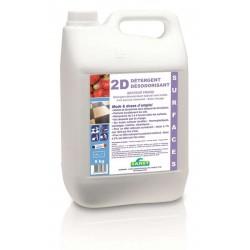 Nettoyant sol fraise 2D 5KG