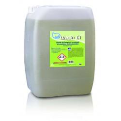 Liquide de lavage anti-calcaire pour machine à vaisselle 25kg