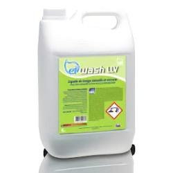 Liquide chloré pour machine à vaisselle et lave-verres 6kg