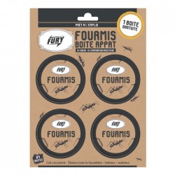 FURY BOITE FOURMIS X 4