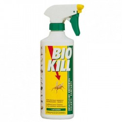 Insecticides volants et rampants 500ML Biokill