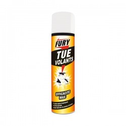TUE VOLANTS FURY 400ML