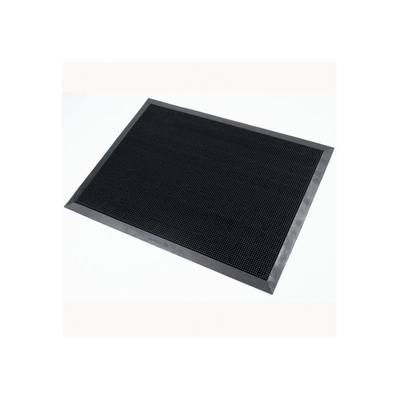 tapis notrax rubber brush 90x150cm 113 53 de chez notrax. Black Bedroom Furniture Sets. Home Design Ideas