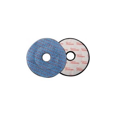 Disque microfibre bande abrasive diam 432 mm
