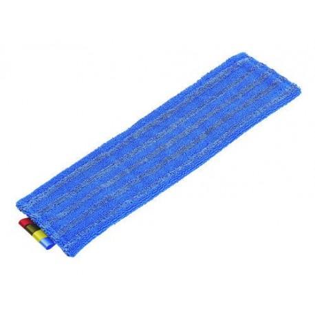 franges Velcro micro easy bleu 14x43cm